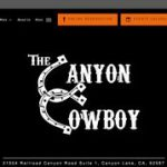 The Canyon Cowboy