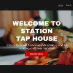 The Station Tap House Bar & Grill